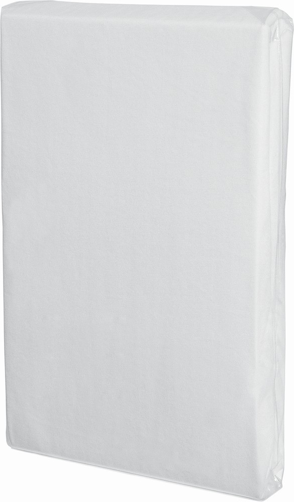 Fillikid jersey lepedő 140x70cm – Fehér