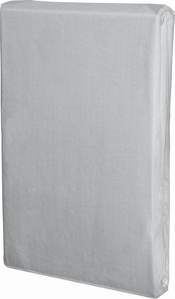 Fillikid jersey lepedő 140x70cm – Szürke