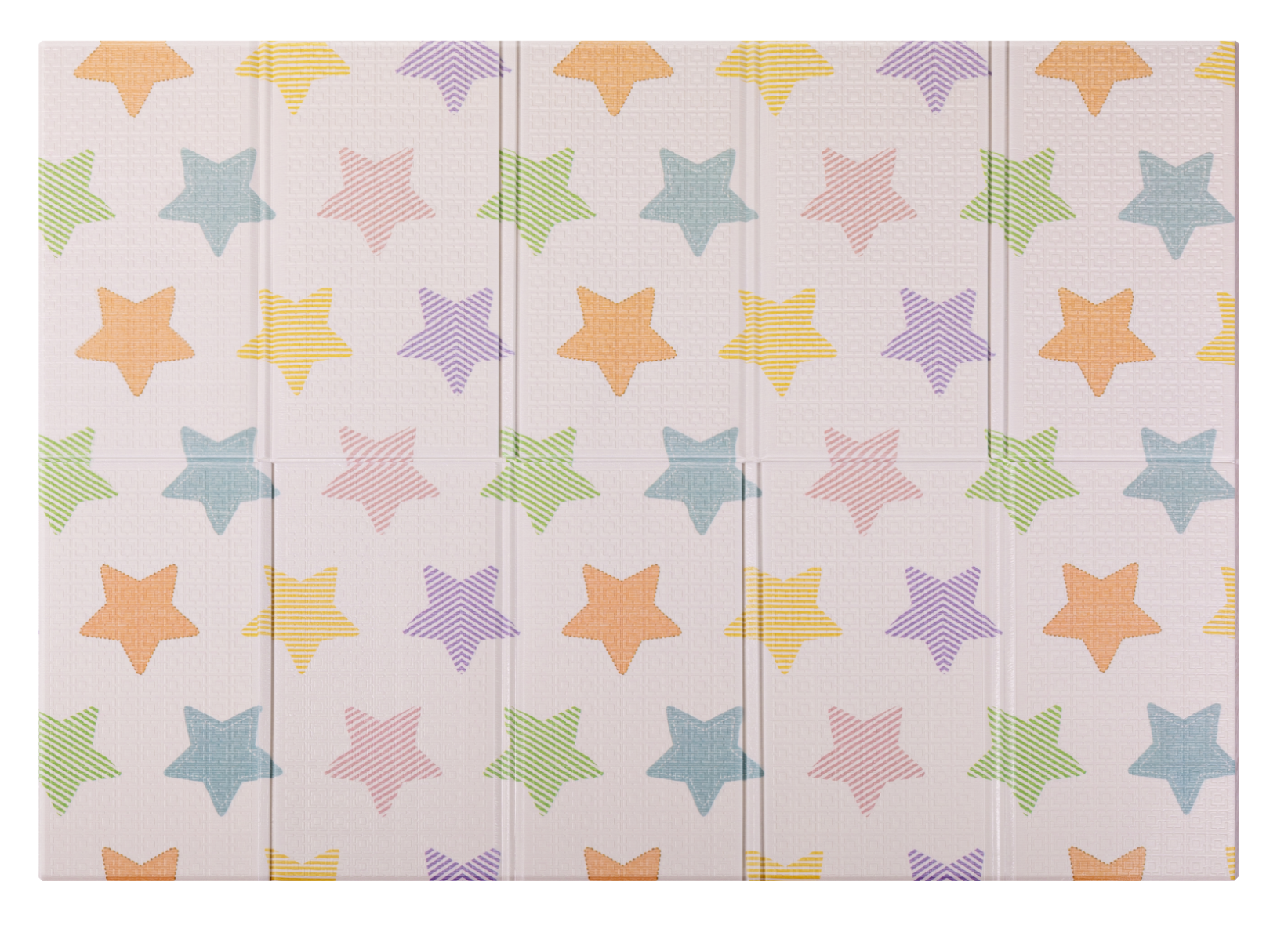Lalalu játszószőnyeg – Star