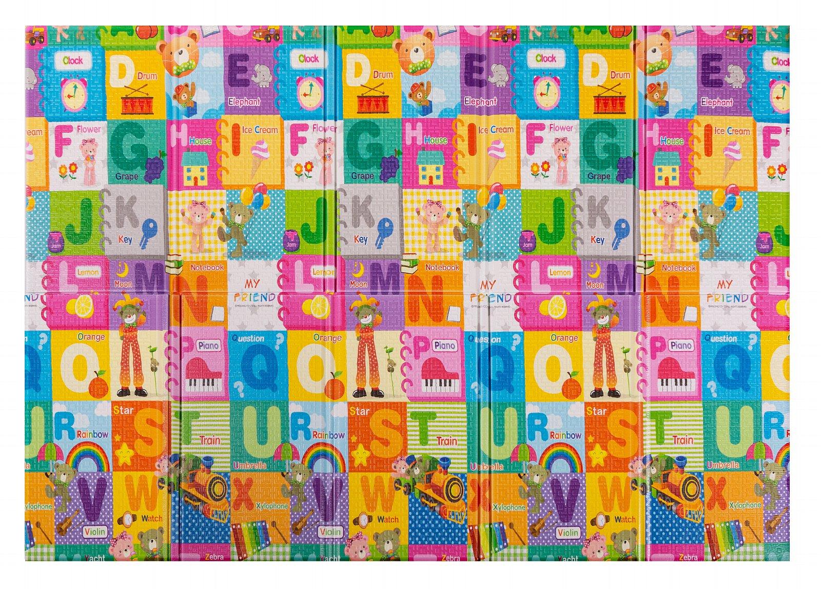Lalalu játszószőnyeg – Mosaik