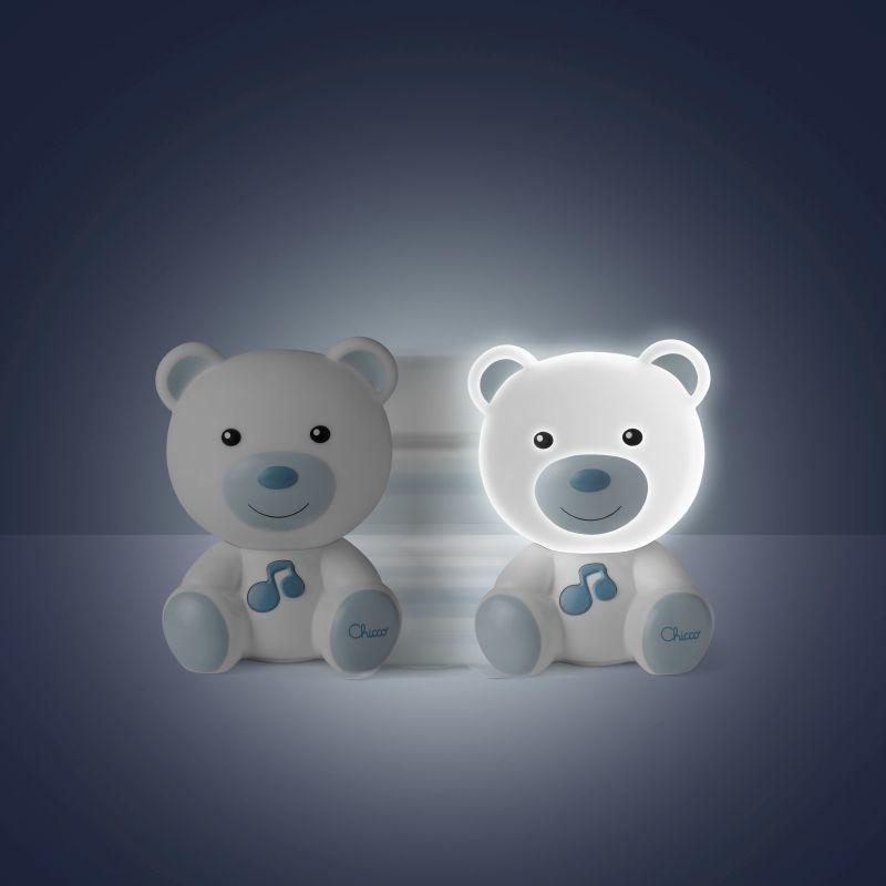 Chicco Dreamlight macis lámpa kék